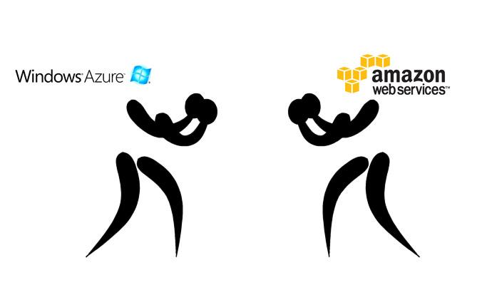 Microsoft Azure vs Amazon AWS - Newtec Services - aws