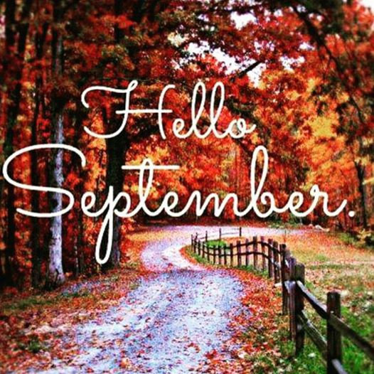 Fall Wallpaper Wallpaper Hello September 2 Newteknoes Com