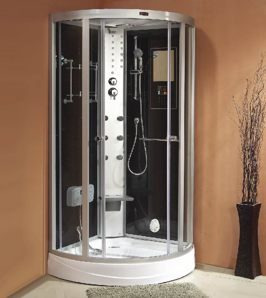 Luxury Steam Showers and Shower Enclosures