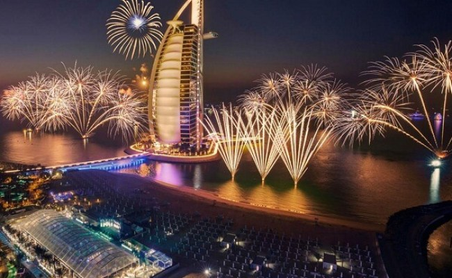 Dubai New Years Eve 2020 Events Parties Hotels Deals Hotel Packages