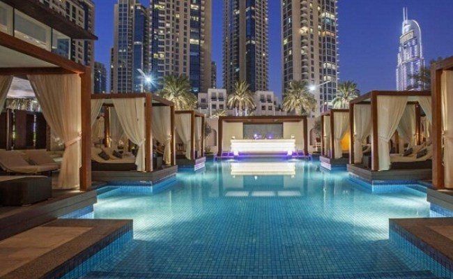Vida Hotel Dubai New Years Eve 2020 Hotel Deals Packages