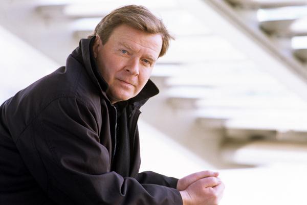 Magnus Lindberg, Composer. Photo. Hanya Chlala / ArenaPAL.