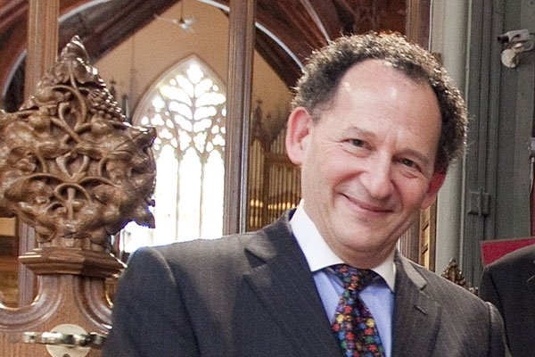 Denis Brott in St. George's Church