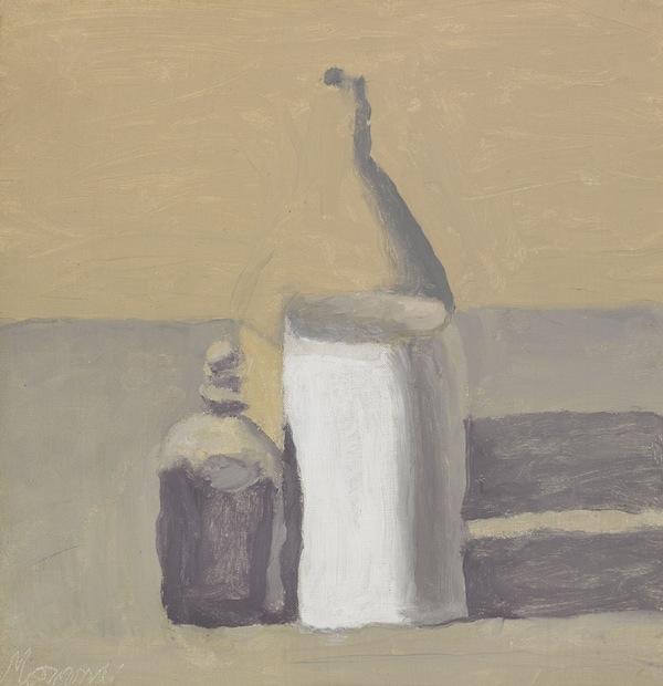 Giorgio Morandi, Natura morta, 1963
