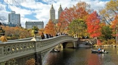 Jeseň v New Yorku