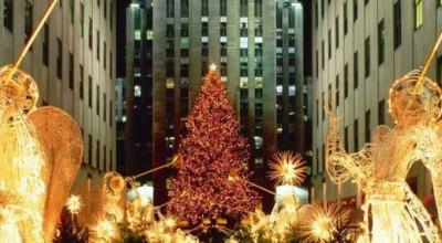 New York sa pripravuje na Vianoce