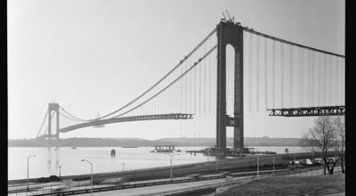 Historické fotografie New Yorku