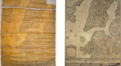 Chcete vidieť najstaršiu mapu New Yorku?