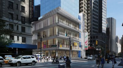 Najvyšší hotel v New Yorku bude Marriott