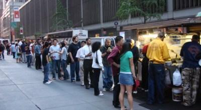 Hviezdy newyorských pouličných stánkov: Halal Guys