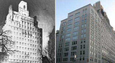 Penthouse Lauranca Rockefellera