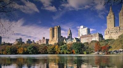 Apartmánové domy na Central Park West