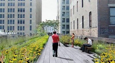 Mestský park High Line