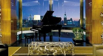 Najdrahšia hotelová izba na Manhattane