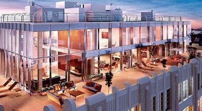 Skyloft penthouse