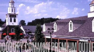 Woodbury Common Outlets: Najlepší outlet v New Yorku