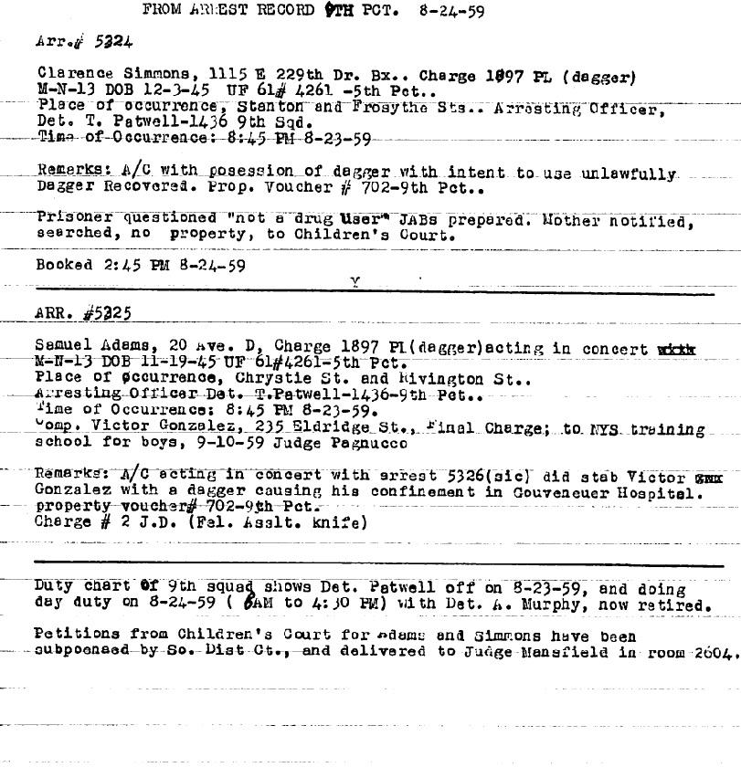 Doc580680 Sample of a Police Report Sample Police Report 7 – Sample Police Statement