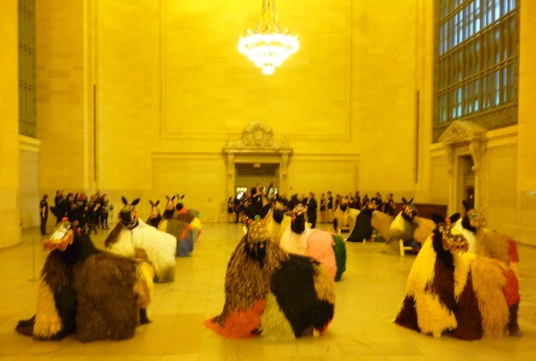 Grand Central Heard NY Nick Cave