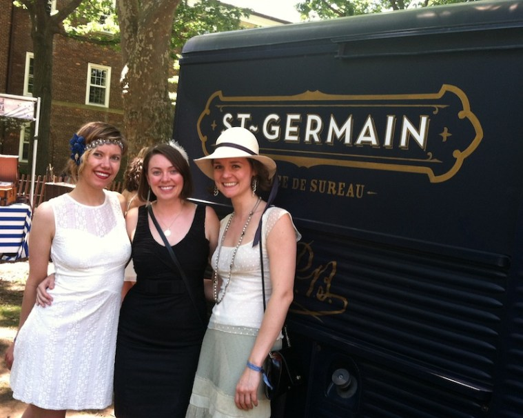 St Germain Jazz Age Lawn Party