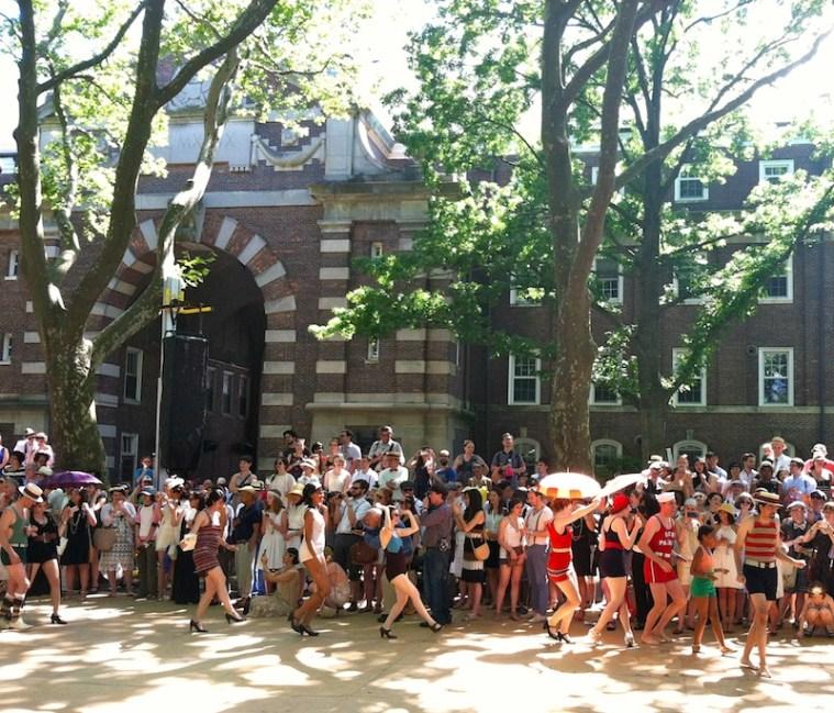 jazz age lawn party bathing beauties promenade
