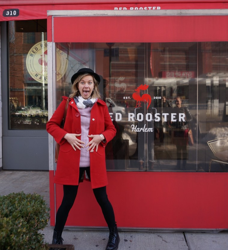 Red Rooster NYC restaurant week