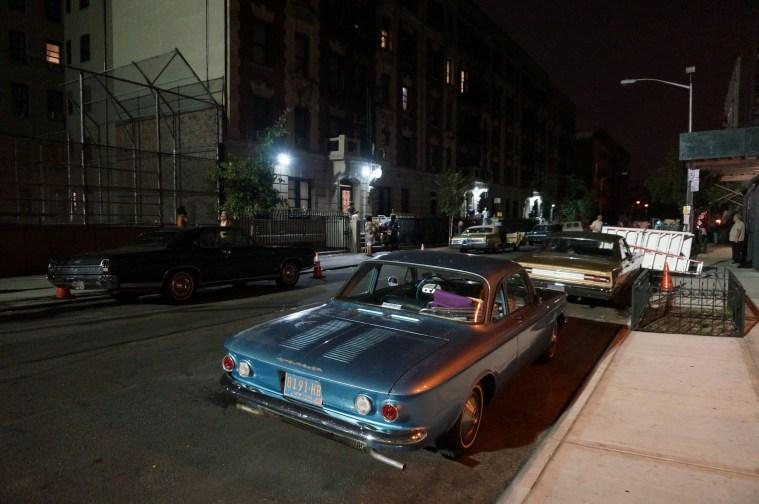 the-deuce-hbo-street-filming