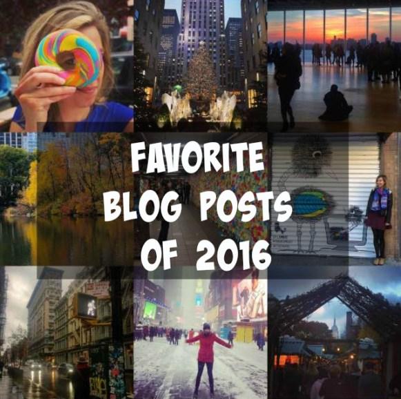 favorite blogs 2016