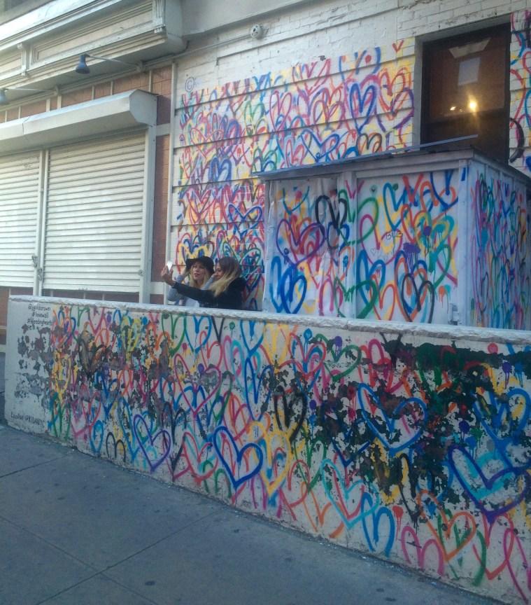 love wall nyc