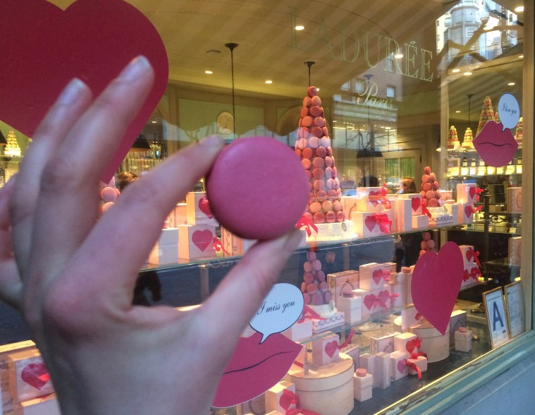 v day laduree