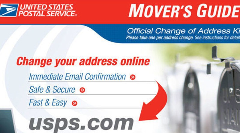 Usps coupons change of address