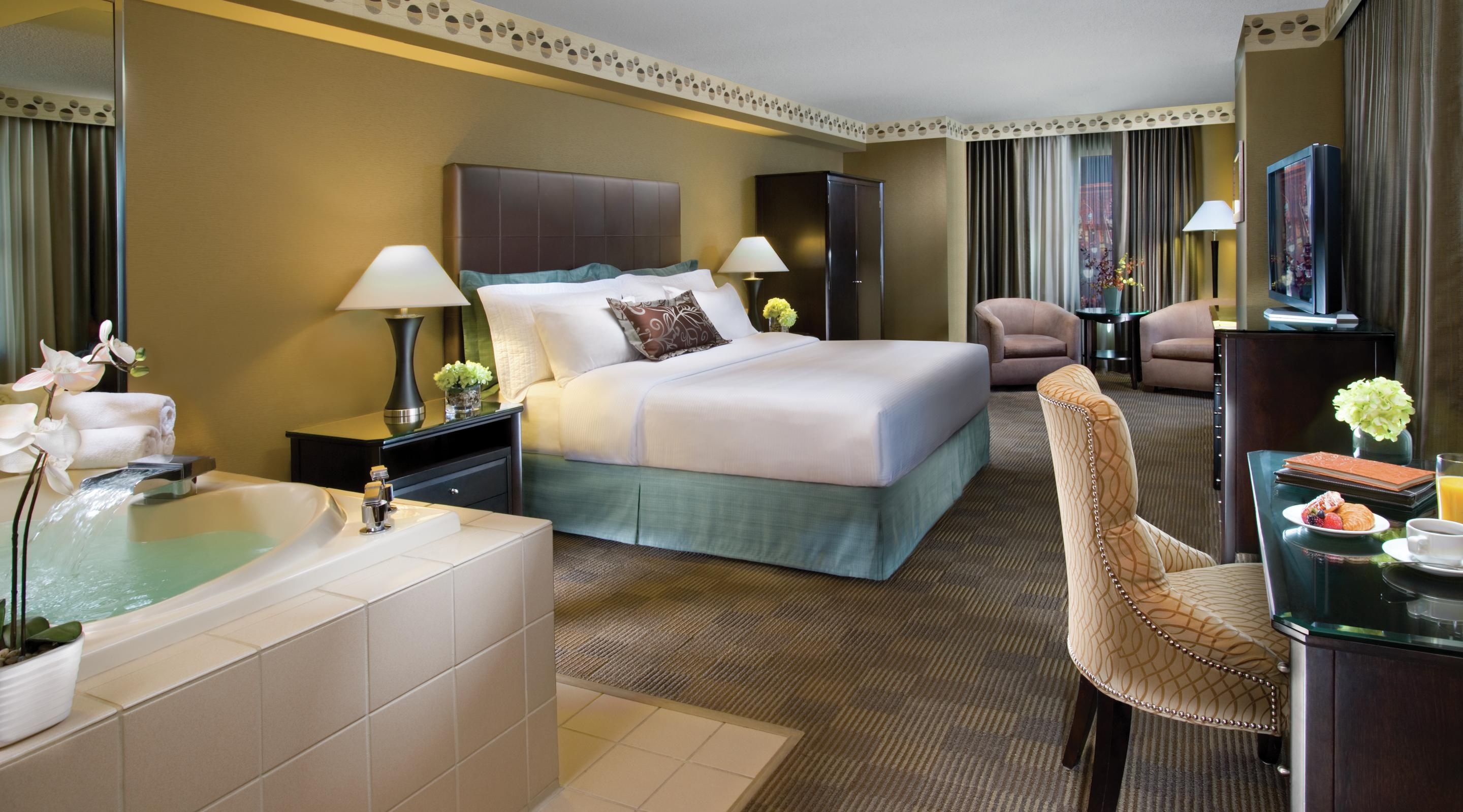 Hotel Rooms With Spa Spa Suite Las Vegas - New York-new York Hotel & Casino