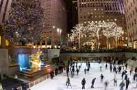 Rockefeller center christmas tree lighting | New York ...