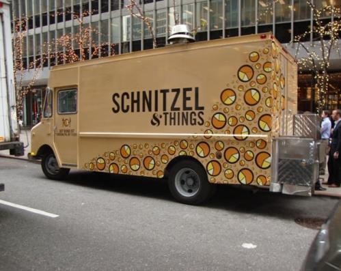 Schnitzel truck