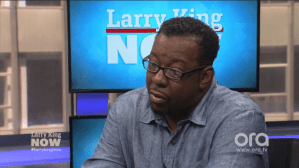 "Bobby Brown Discusses Cissy Houston's ""Disturbing"" Claim with Larry King"