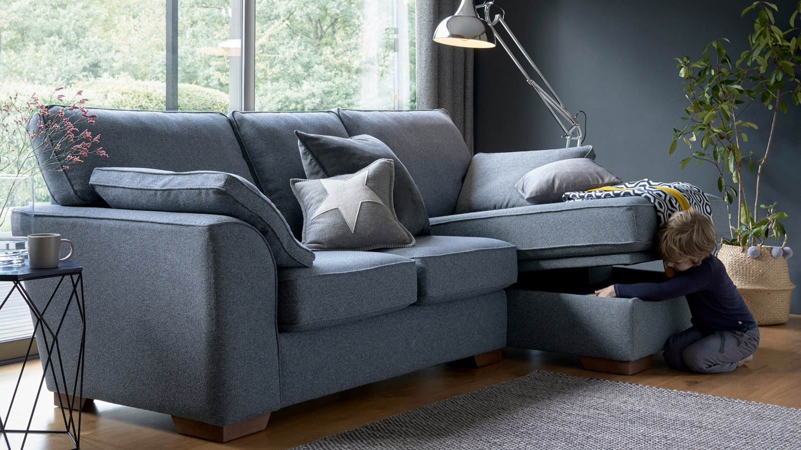 Grey Sofas Uk Next Stylish Sofas To Snap Up Homeware Style Stories Next Official Site