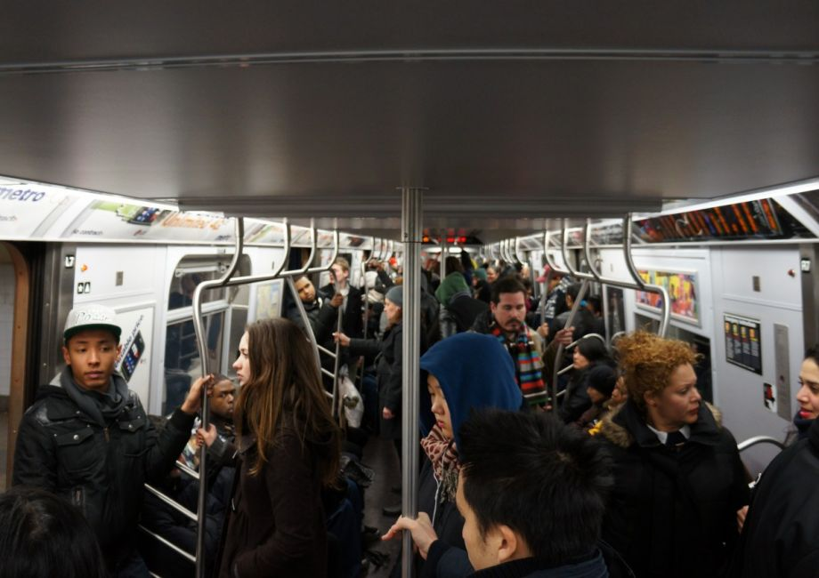 New Yorkers Have The Longest Commute, Low-Wage Workers Have It Worst
