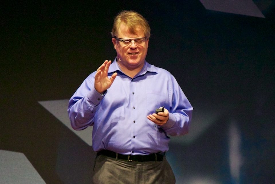 Robert Scoble Context and Google Glass NEXT Conference