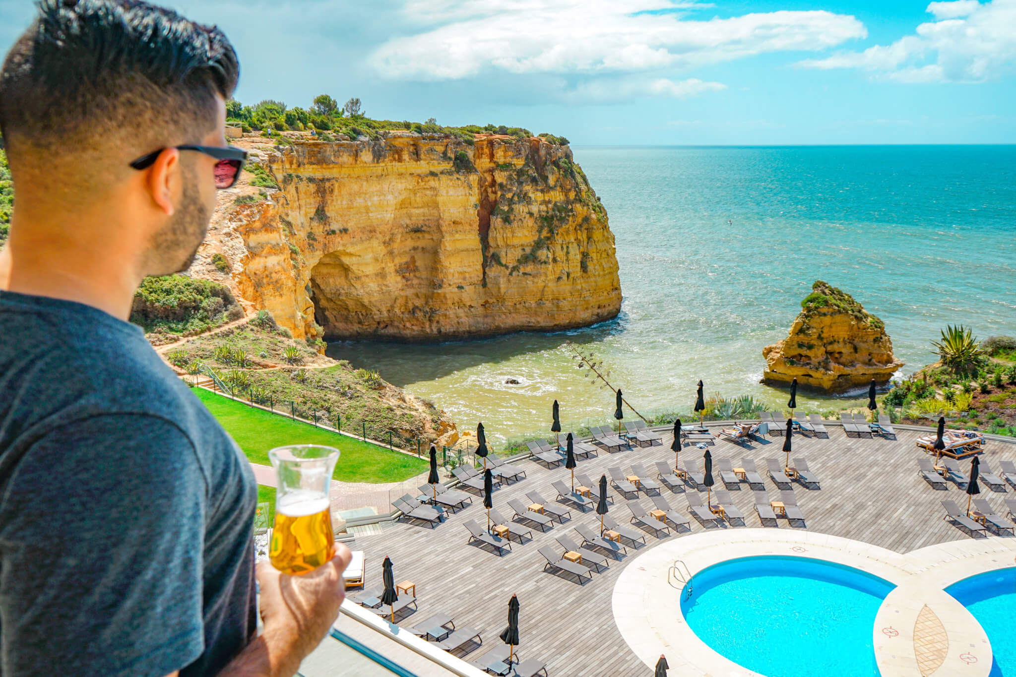Hotel Tivoli Carvoeiro Algarve Booking Algarve Tivoli Carvoeiro Next Departure