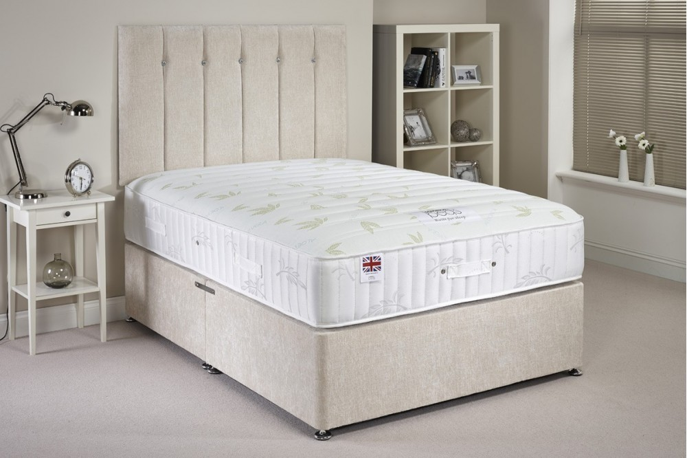 Double Divan Beds London Small Double Divan Bed