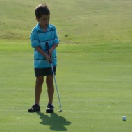Friday Flashback: Sunshine, golf & gladiators