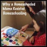 Why I Didn't Homeschool From the Start