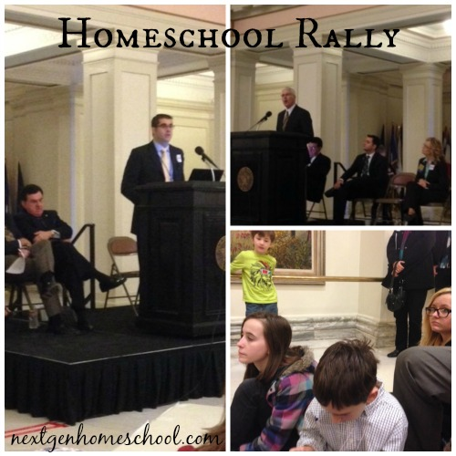 Oklahoma Homeschool Capitol Day Speakers