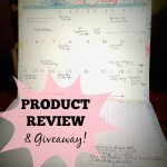 Review: Well Planned Day Wall Calendar