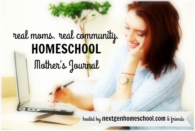 Homeschool Mother's Journal: Feb. 6, 2016