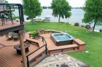 Hot Tub Ideas Backyard | Outdoor Goods