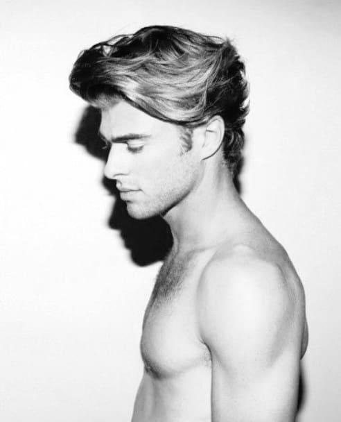 Top 100 Best Medium Haircuts For Men - Most Versatile Length