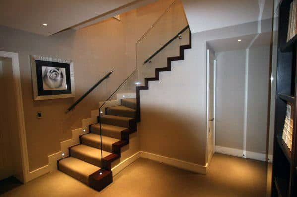 Grow Beleuchtung Led Top 60 Best Staircase Lighting Ideas - Illuminated Steps
