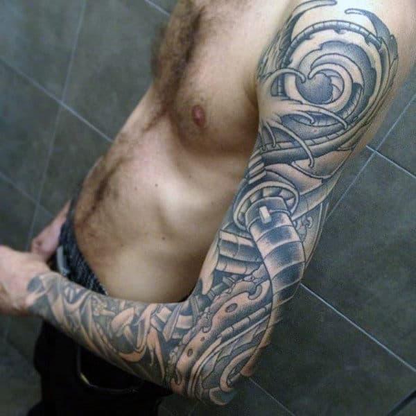 80 sick tattoos for men masculine ink design ideas