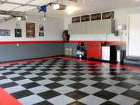 50 Garage Paint Ideas For Men - Masculine Wall Colors And ...