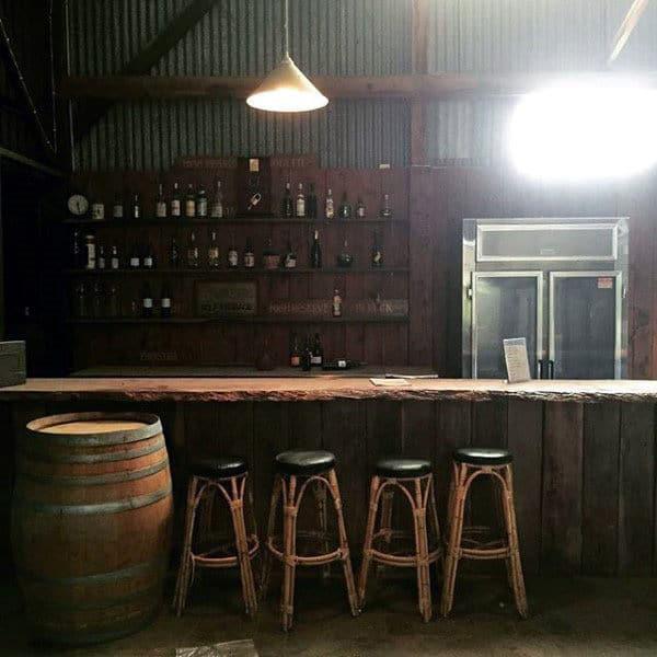 50 Pub Shed Bar Ideas For Men